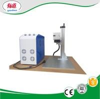 20W Tabletop 20w raycus cnc mini Portable Automatic Logo fiber laser Maker portable high precision cnc Jewelry laser machine