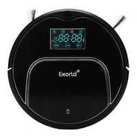 Robot aspirador inteligente para el hogar M883 Pro Robot limpiador eficiente HEPA Sensor de control remoto auto carga Robot seco limpio