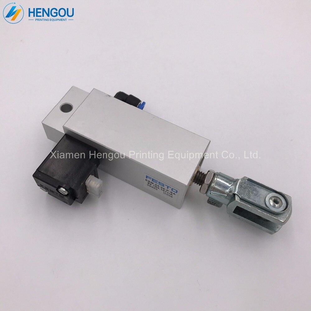 4 Pieces 92.184.1011 Hengoucn Solenoid valve 92.184.1011/A ESM-25-30-P-SA for PM74 SM74 Machine4 Pieces 92.184.1011 Hengoucn Solenoid valve 92.184.1011/A ESM-25-30-P-SA for PM74 SM74 Machine