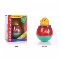 New Arrival Japanese Quality Branded Baby Rattles Tumbler Doll Toy Can Produce Clear And Melodious Sounds
