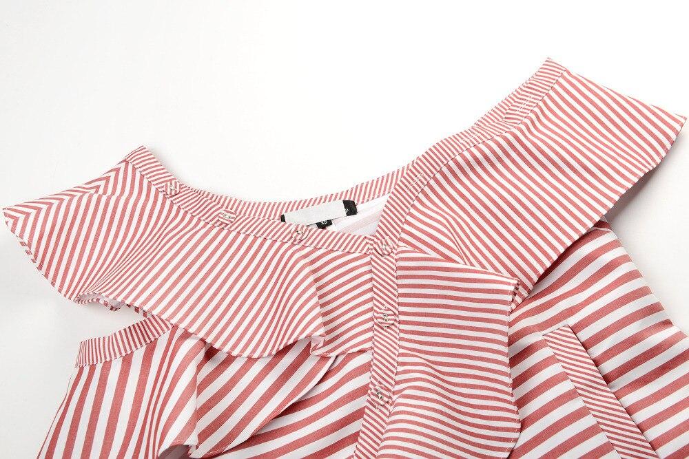 Blouses amp; Nouveau Chemises Rouge 2017 Arrivent Rose Plaid UIfwBx48