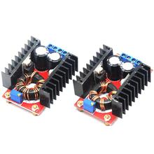 цена на 2pcs 150W 10-32V to 12-35V DC-DC Boost Converter Charger module for Car/Notebook