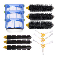 Replacement Part Brush Filter Kit For IRobot Roomba 600 Series 620 630 650 660