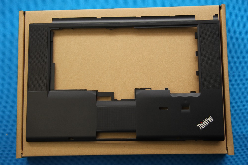 New Lenovo Thinkpad T520 T520I W520 Palmrest Empty Cover with FP&CS Hole 04W1367 04W1368 new oirginal for lenovo thinkpad t520 t520i w520 palmrest keyboard bezel 04w1365 04w1366 04x3735