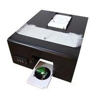 Новый цифровой принтер CD DVD диск печатная машина автоматическая ПВХ карты принтеров для Epson R330 с 60 шт. CD/ ПВХ лоток