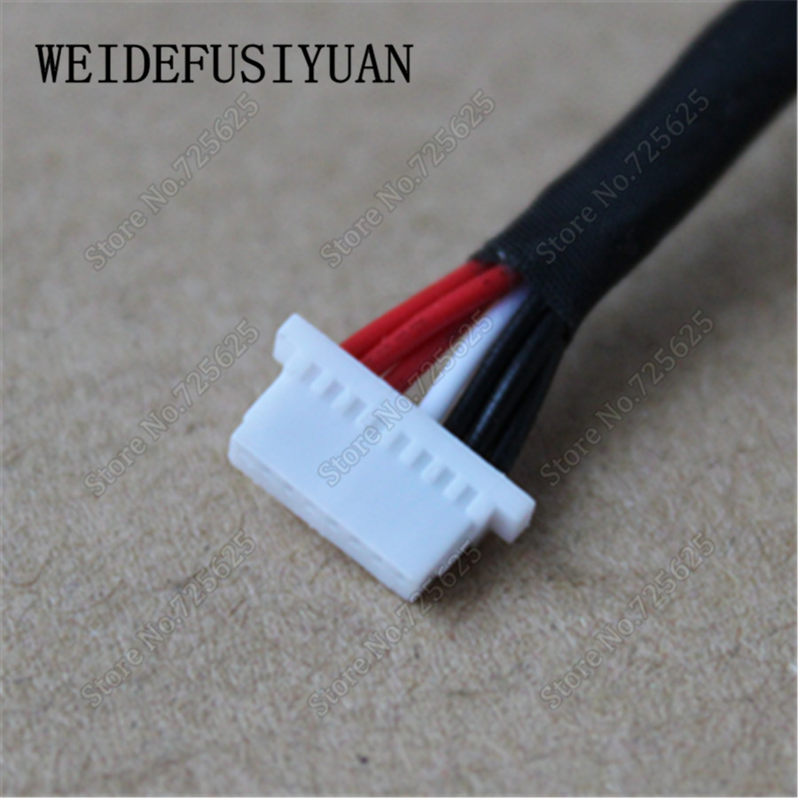 New AC DC Power Jack Wire Cable for Dell Inspiron 15 5568 13 5368 13 ...