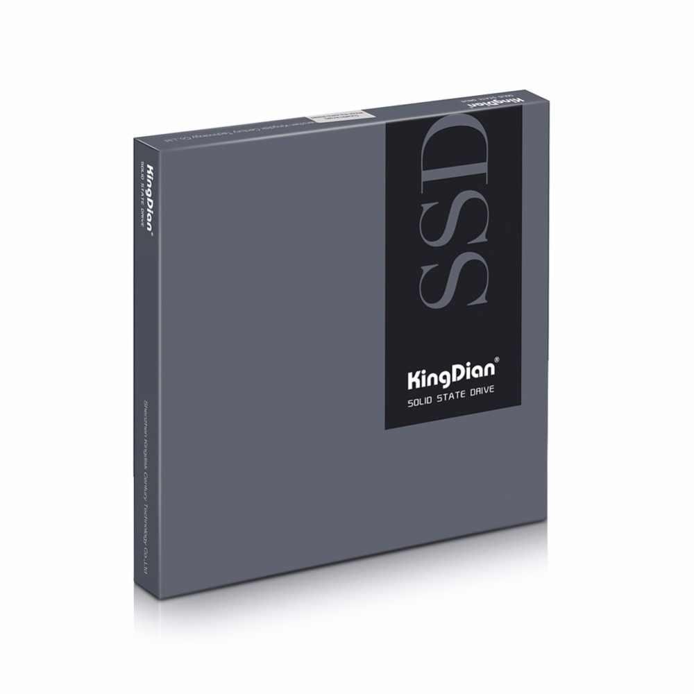 KingDian новые S400 480 ГБ SATA3 2,5 дюймов внутренний HD Жесткий диск SSD 512 ГБ 500