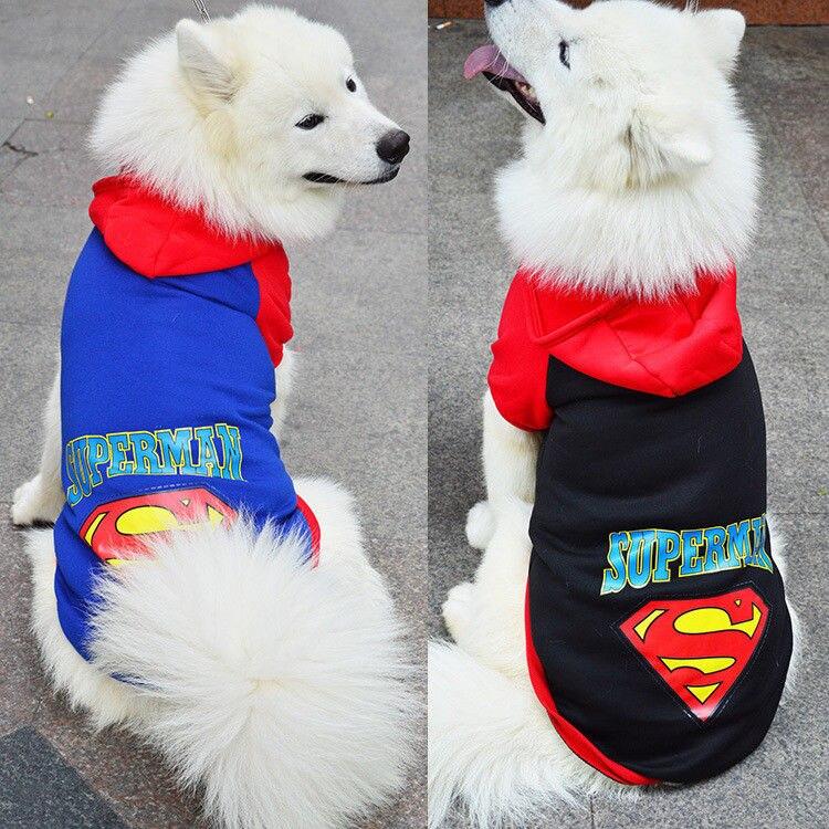 Pequeño Medio Grande Perro Mascota Gato Ropa Trajes Otoño Invierno - Productos animales