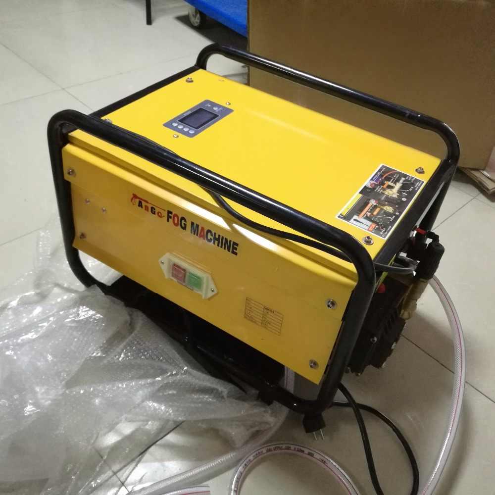 high pressure fog system,fog machine for misting cooling and