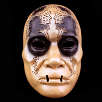 NEW High Quality Collection COS Harry Potter Movie Death Eater Mask Eco Friend Resin Halloween Party