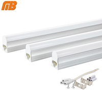 LED T5 Tube 9 Watt 60cm 2ft 90 260 Volt Cold White Warm White