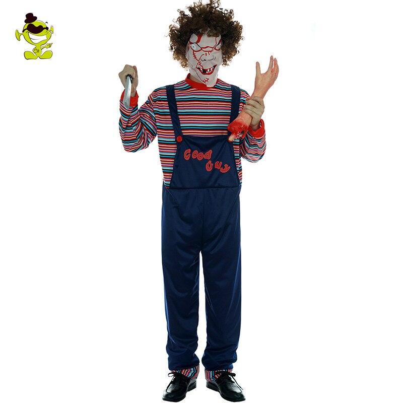 men s prisoner costume bloody prisoner clothes men