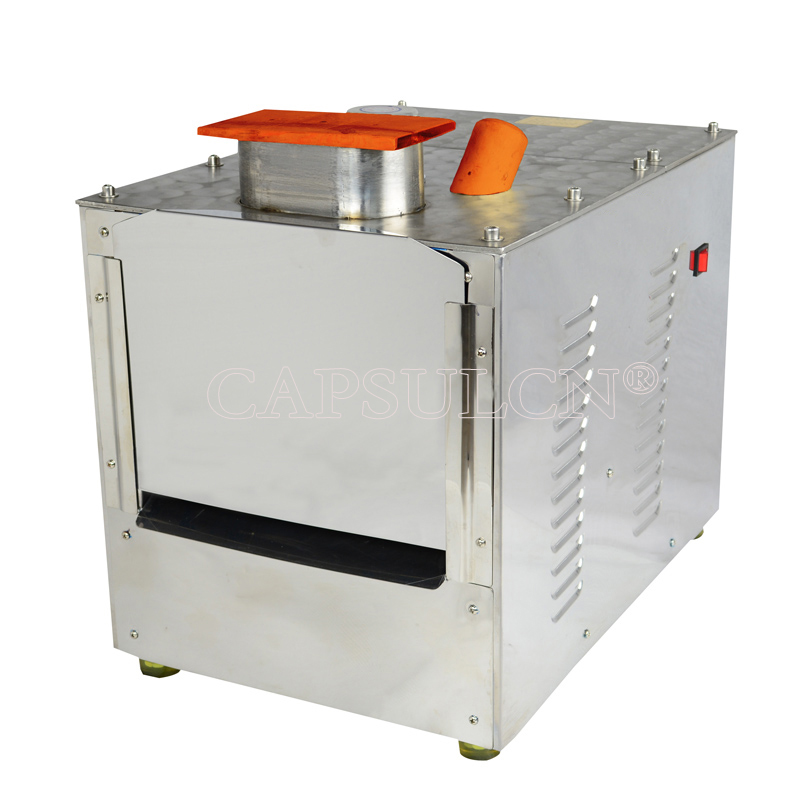 (CapsulCN) CN-801 Chinese Medicine Slicer Cutter, Ginseng/Pilose Antler Slicing in Pharmacy Machine. data mining in predicting anti retroviral drug in hospital pharmacy