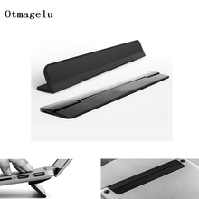 Portable Plastic Laptop Stand Tablet Stand Universal For Apple MacBook Air Pro 11-13 inches Folding Adjustable Office Notebook
