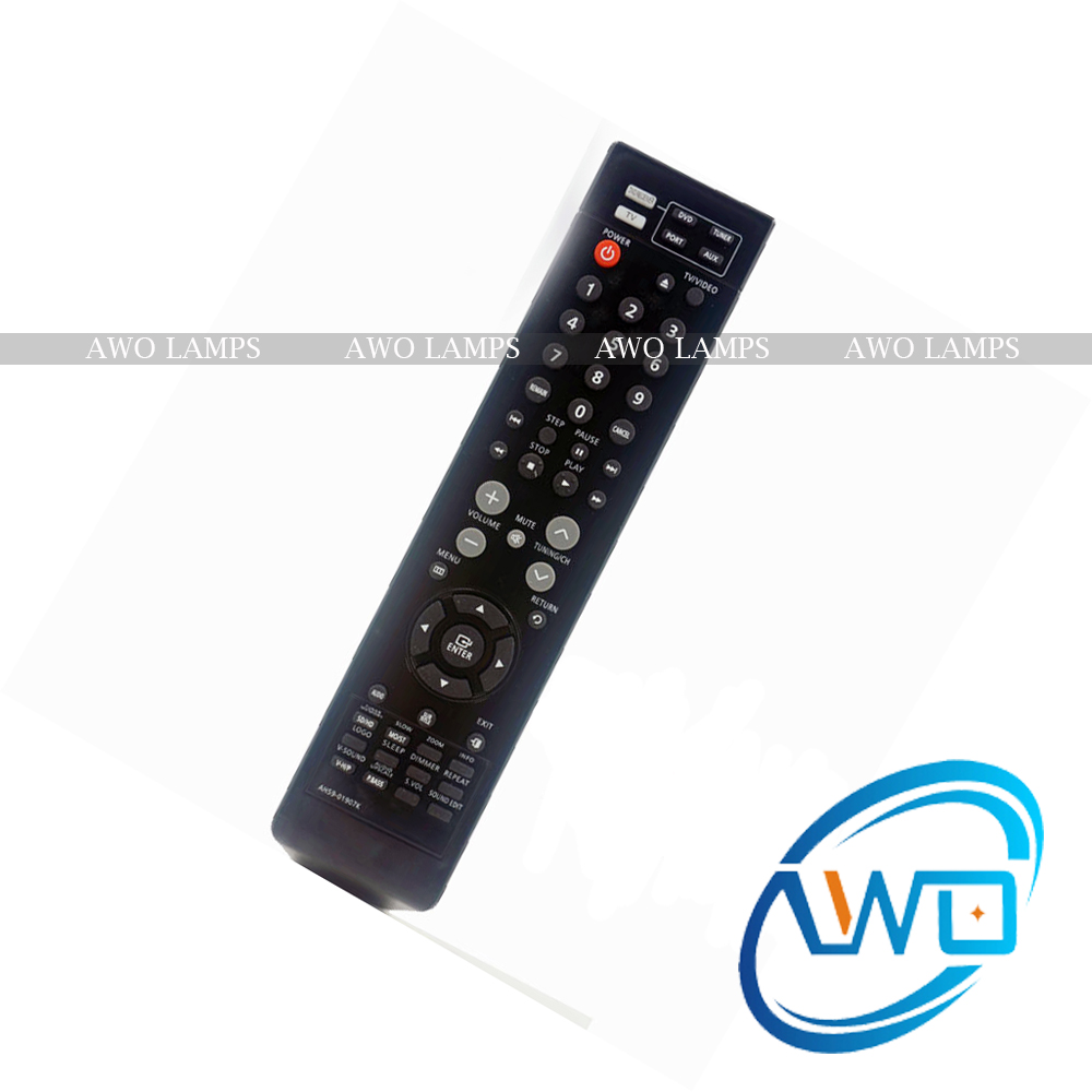 AWO New Replacement For Samsung AH59-01907K For Home Theater System Remote Control HTX710 HTX710T/XAA HTX710X Free Shipping ...