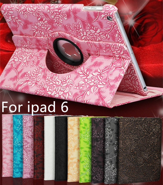 Case cover For Apple iPad 6/ iPad Air 2
