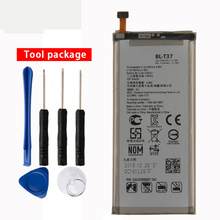 Fesoul High Capacity Q Stylo 4 Phone Battery FOR LG Q Stylo 4 Q710 Q710MS Q710CS LM-Q710MS BL-T37 3300mAh imlight t37 40