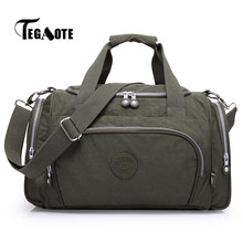 TEGAOTE Travel Bags Women Luggage Duffle Bag Design Handbags High Quality Bolsas Feminia Casual Reistas Ladies 2019 Sac A Main(China)