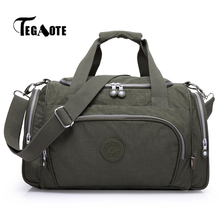 TEGAOTE Travel Bags Women Luggage Duffle Bag Design Handbags High Quality Bolsas Feminia Casual Reistas Ladies 2020 Sac A Main
