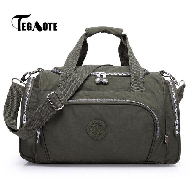 2026b647d564 TEGAOTE Travel Bags Women Luggage Duffle Bag Design Handbags High Quality  Bolsas Feminia Casual Reistas Ladies 2019 Sac A Main