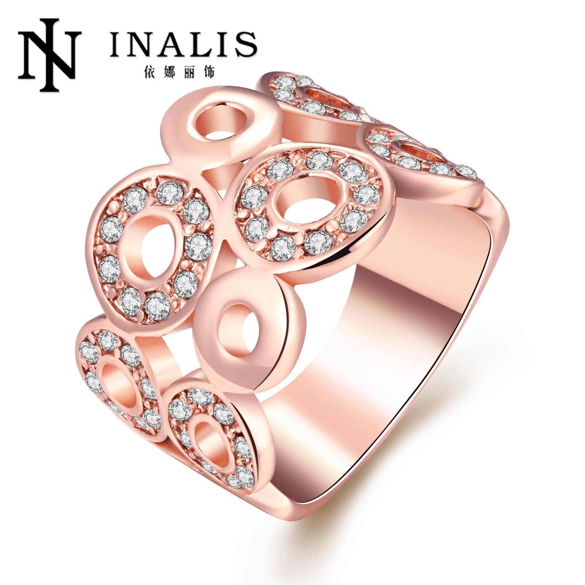 Unique Rose Gold Wedding Ring Sets for Her | Wedding