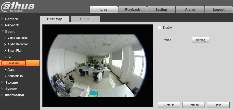 câmera de rede wi fi h.265 mic