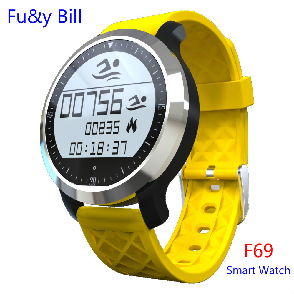 f69 smart watches ip68 купить