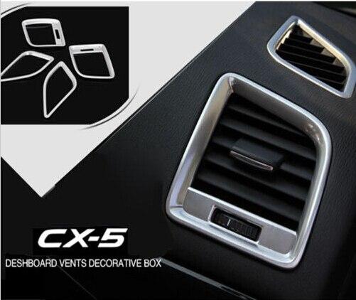 2012 Mazda Cx 9 Interior: Interior Dashboard Air Vent Trim Instrument Panel Trim For