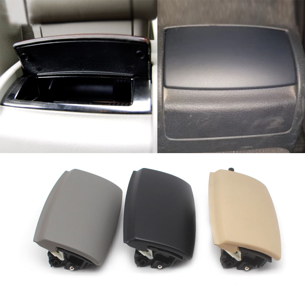 For Audi A4 B6 B7 2002 2003 2004 2005 2006 2007 2008 Interior Under Armrest Box Rear Ashtray With Cover 8E0 857 961