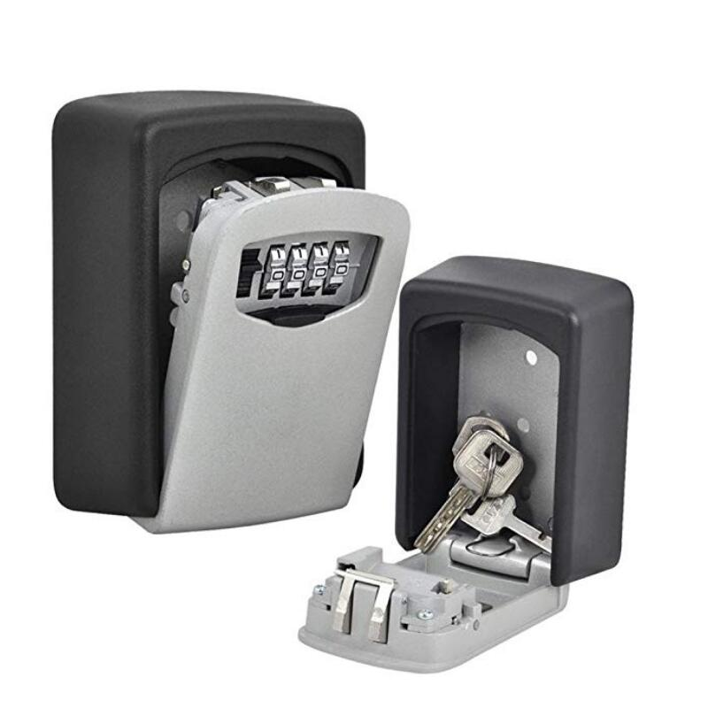 Key Safe Box Outdoor Digit Wall Mount Combination Password Lock Aluminum Alloy Material Keys Storage Box Security Safes OS5402Key Safe Box Outdoor Digit Wall Mount Combination Password Lock Aluminum Alloy Material Keys Storage Box Security Safes OS5402