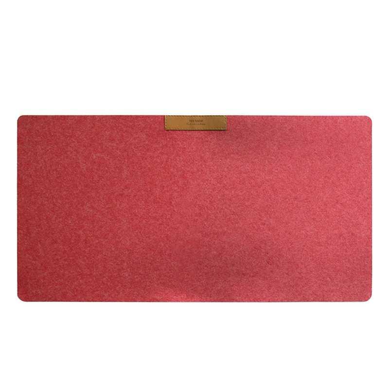 Yüksek kaliteli 635x325mm büyük boy Mouse Pad kumaş masa fare Mat Anti kayma fare Pad dizüstü yazma pad kırtasiye seti