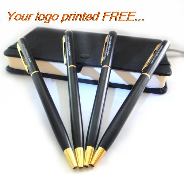 Unique Product Ideas Part - 17: Free Shipping Pen/unique Gift Ideas/metal Pen With Brand/promotional  Products With Logo/promotional Pens With Free Print Logo-in Ballpoint Pens  From Office ...