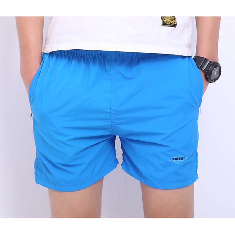 Beach   Short   Men Solid Drawstring Side And back Pocket Plus Size   Board     Shorts   Beach Pants Swim   Shorts   Men Swimwear Swimming Trunk