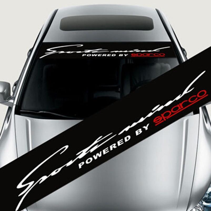 Waterproof Auto Car Window Decal SPEED RACING Sticker For