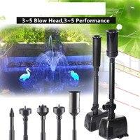high power Fountain water pump, fountain maker pump for pond pool garden aquarium fish tank,water circulate