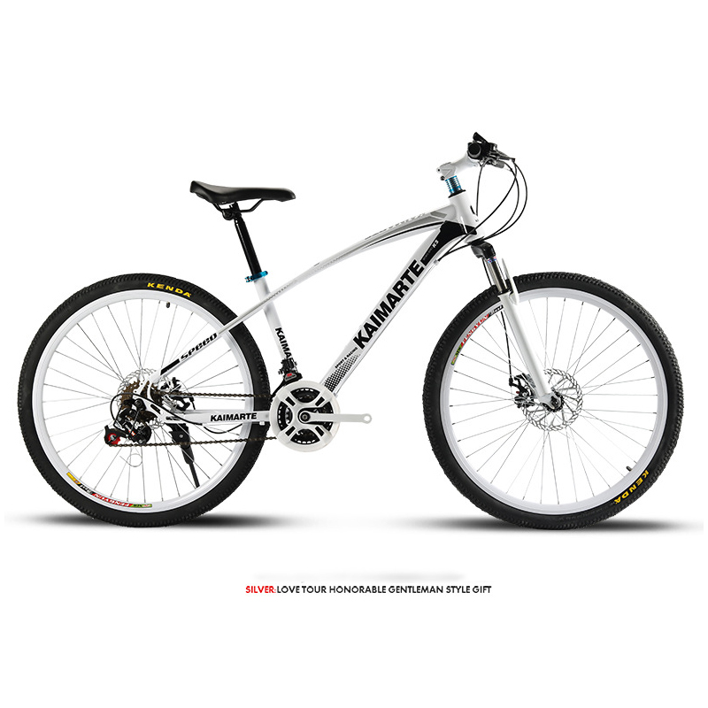Mountain Student Bke 26 24 Inch Shock Absorber Disc Brake Bike Ride
