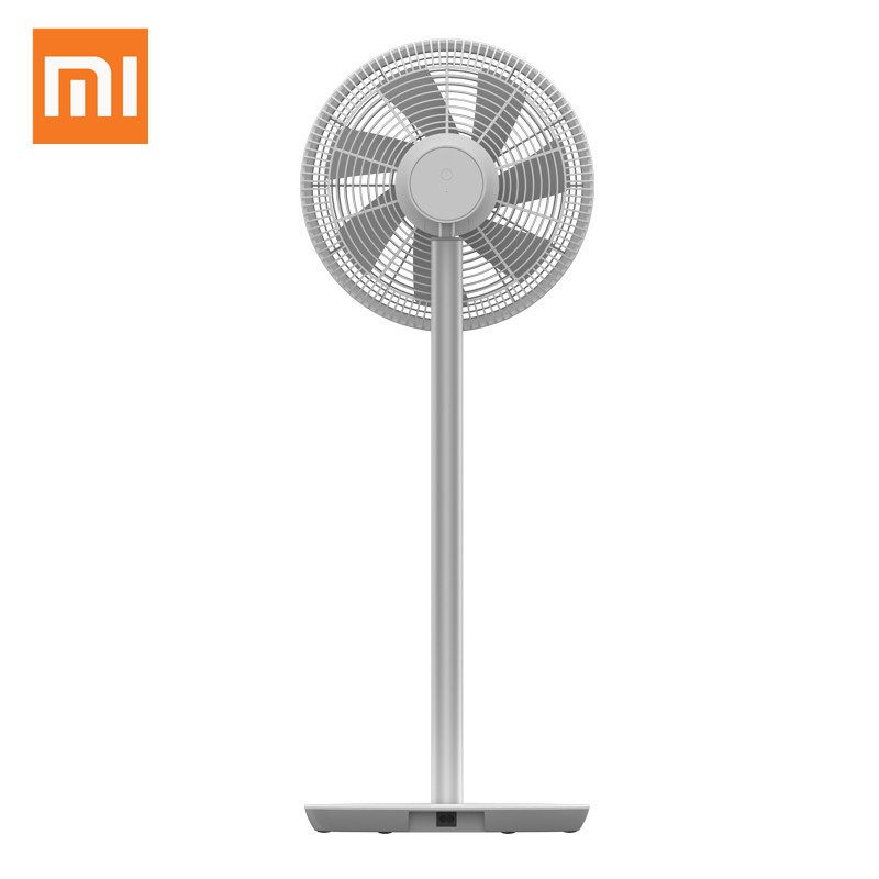 Original Xiaomi Smart Wireless Stand Fan Natural Comfortable Wind DC Frequency Phone APP Remote Control Built In Battery mx3 battery 3 battery m351 m355 phone b030 original built in battery