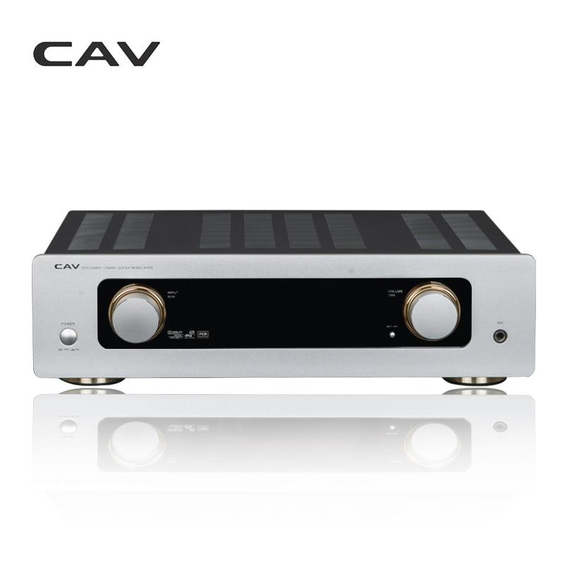 CAV AV970 Home Audio Amplifier Home Theater System Kara OK Decoding Dolby Digital Dolby DTS Cara OK Speaker Audio Amplifier pioneer home theater system mcs 434 japan import