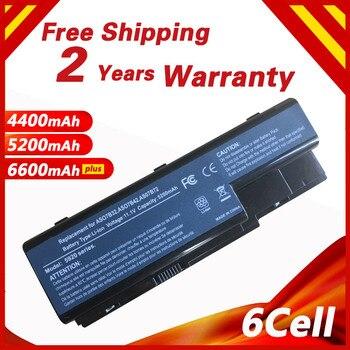 Batería de 6 celdas para portátil, para Acer Aspire 5720 5730 5739g...