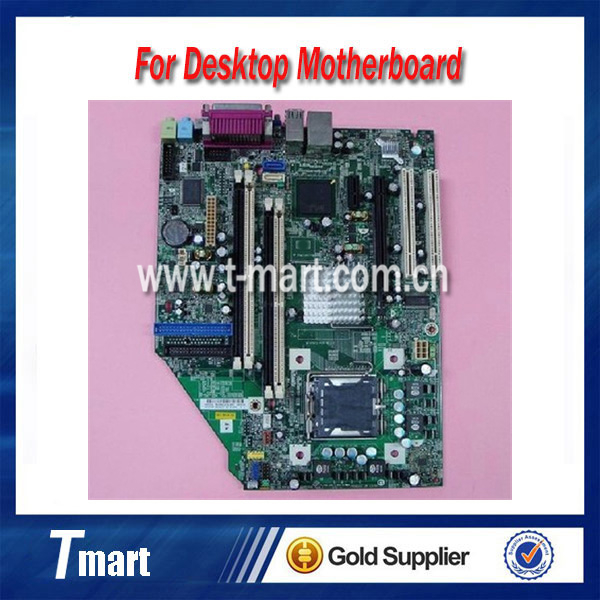 ФОТО 100% working Desktop motherboard for HP dc7600 dx7200 945G 381028-001 System Board fully tested