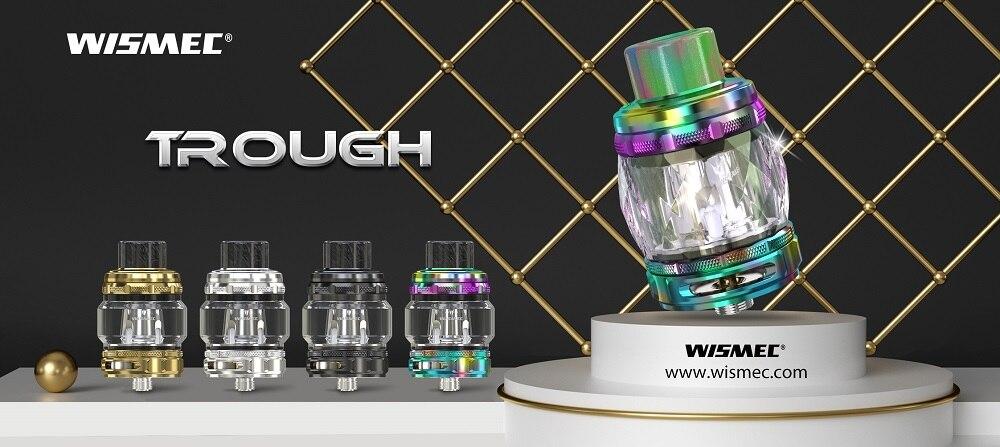 Wismec TROUGH Tank Electronic Cigarette Atomizer