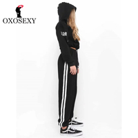 Autumn Winter Women S Sportswear Sports Suit For Women Jogging Femme Survetement Fitness Warm Sport Suit