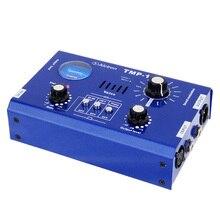 TMP-1 Alctron Profissional Tubo De Microfone Amplificador com fonte de alimentação