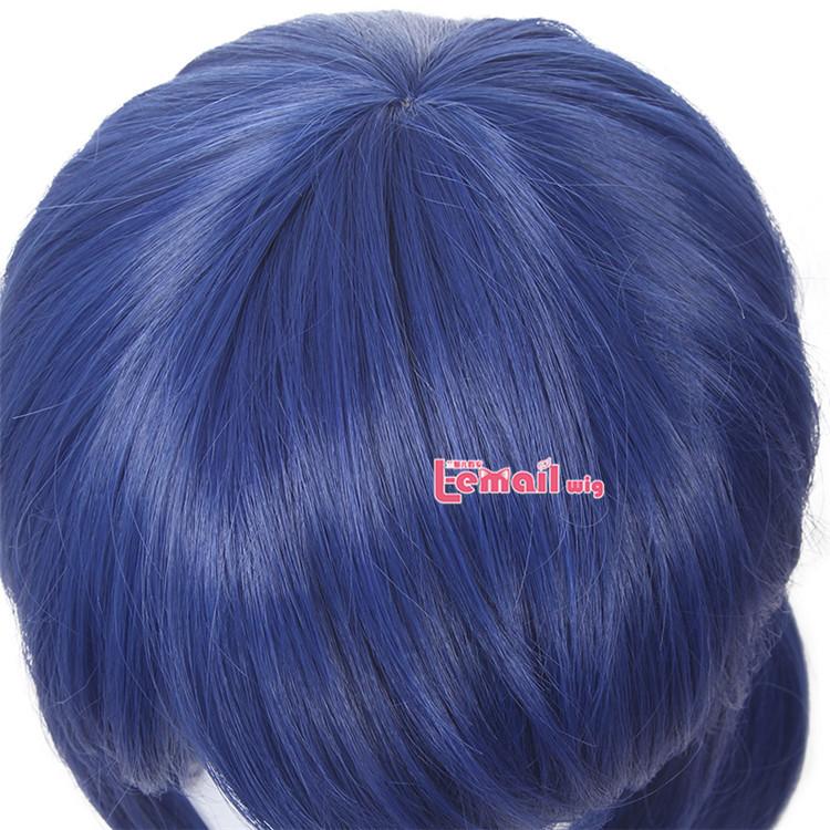 Last Blue Cosplay Wig 5