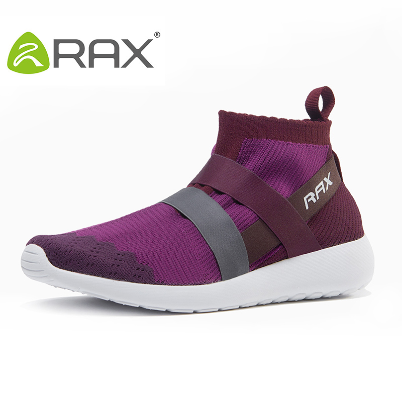 Rax New Style Women Light Running Shoes Breathable Spring Summer Bandage Sexy Outdoor Sports Sneakers Women Tourism Shoes
