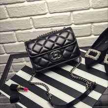 0e1bf2dd0cd0 Fashion Diamond Lattice Chain Shoulder Messenger Bags Channels Bags Purses  and Handbags Channel Bags Crossbody Bags