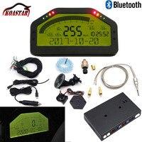 DO904 Car Dash Race Display Dashboard Bluetooth LCD Screen Multi function Gauge Sensor Kit