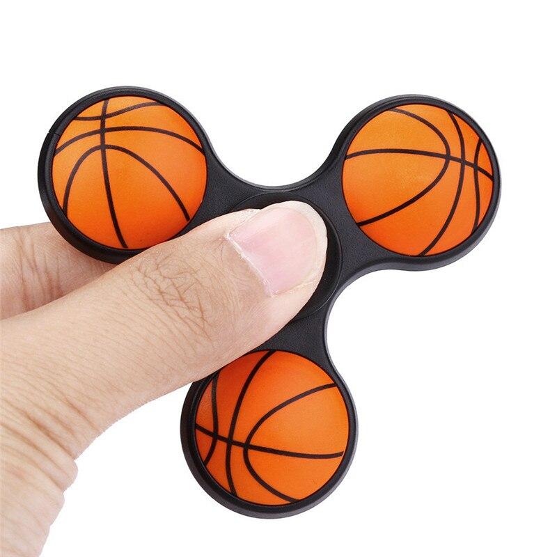 MUQGEW Professional Tri Hand ADHD Fidgets Finger Adult Kids