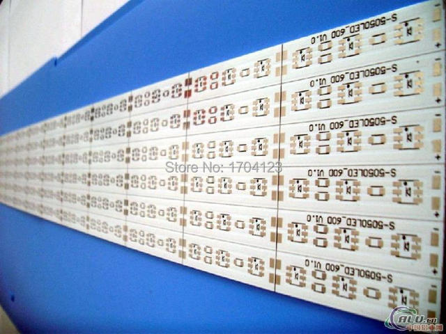 PCB Layout Design aluminium pcb circuit board for led,plate led pcb ...