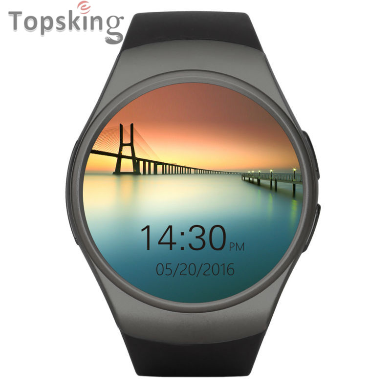 2017 Fashion Aplus Smart Watch KW18 Support SIM Card Bluetooth 4 0 Smart Clock High Quality